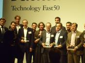 Quamediagroup remporte Prix Internet Deloite Technologie Fast 2009