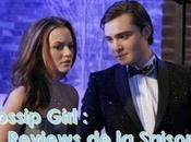 Gossip Girl review épisodes 1.07 1.08