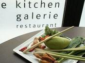 Kitchen Galerie restaurant French Food with Asian twist