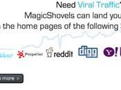 Magic Shovels Quand magie vous propulse Digg