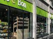 supermarchés poussent Paris