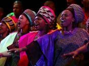 """""""Coup choeur"""" pour Soweto Gospel Choir"""