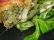 Cannellonis ricottas-épinard-bacon