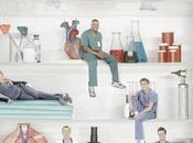 """26/11 images officielles casting """"Scrubs"""" (saison"""
