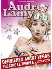 Audrey Lamy {Dernières avant Vegas}