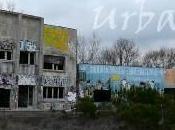 Urbain Hôpital désaffecté avec magnifiques Graffitis Tags Photos