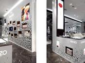 Nouvelle boutique kenzo Printemps Haussmann