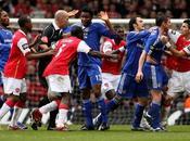 Premier League Arsenal reçoit Chelsea aujourd'hui dimanche novembre 2009