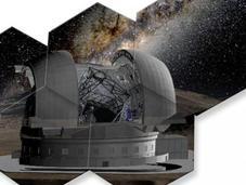 L'E-ELT, projet plus grand télescope monde