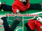 I-BBoys-Monoi (Breakdance robot)