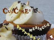 Cupcakes Banane Meringue