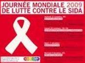 Journée mondiale lutte contre sida décembre 2009