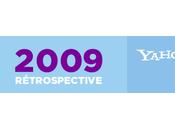 Yahoo! rétrospective 2009