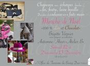 Invitation Marché 100% Chocolat Bourg-Dun
