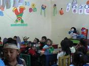 actions volontariat dans école Guatemala