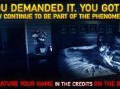 Darkplanneur appelle Boycotter Paranormal Activity