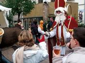 Saint Nicolas enfants lorrains l'adorent