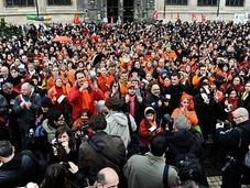 FlashMob pour Climat Paris