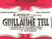 Guillaume Tell batterie