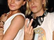 Lindsay Lohan Samantha Ronson remet