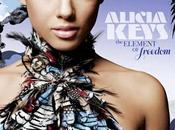 "Alicia Keys ""The Element Freedom"" Cover Tracklist clip"