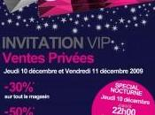 Invitations Ventes Privées Newlook