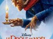 drôle Noël Scrooge (aussi chant Noël)