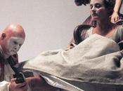 """Consolation délire propos """"Questo Buio Feroce"""" Pippo Delbono jouée décembre 2009 théâtre d'Hérouville Saint-Clair"""