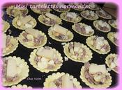 Mini tartelettes normandes