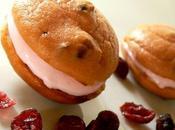 Macaron minceur hyperprotéiné rose cranberries