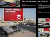 Crash mobiles géants Koweït.