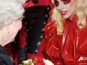 Lady Gaga rencontre reine Elizabeth