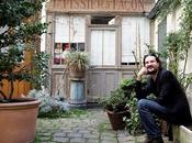 Chez... Frédéric Beigbeder