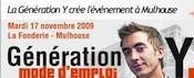 génération Mulhouse novembre avec l'Ambissio