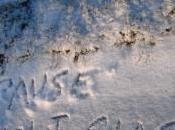 Clichés glacés Glace meringue