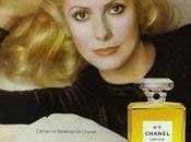 Catherine Deneuve pour Chanel