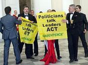 Après Copenhague, Greenpeace demande Nicolas Sarkozy poursuivre négociations climatiques dans cadre l'Onu