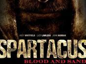 Spartacus Blood Sand trailer évènement attention yeux