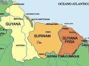 Surinam aussi foot équipe…