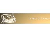 """1ere édition prix """"Les Voix Urbaines"""""""
