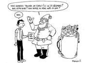 Père Noël ordure