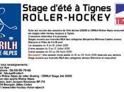 Stage d'été RILH Tignes (73)