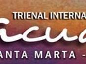 Troisième triennale internationale l'aquarelle Terciro Trienal internacional Acuarela