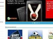 GoSpoken Vodafone lancent boutique d'ebooks d'audiobooks