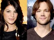 Jared Padalecki Genevieve Cortese Alias Winchester Ruby Supranatural sont engagés