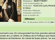 Versailles, reve d'un