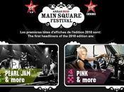 Pink Main Square Festival d'Arras 2010