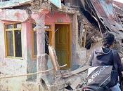 Haïti assombri puissant séisme