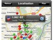 [News Apps] Faire plein d'économie remplissant réservoir d'essence