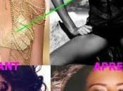 Adriana Lima chirurgie esthétique